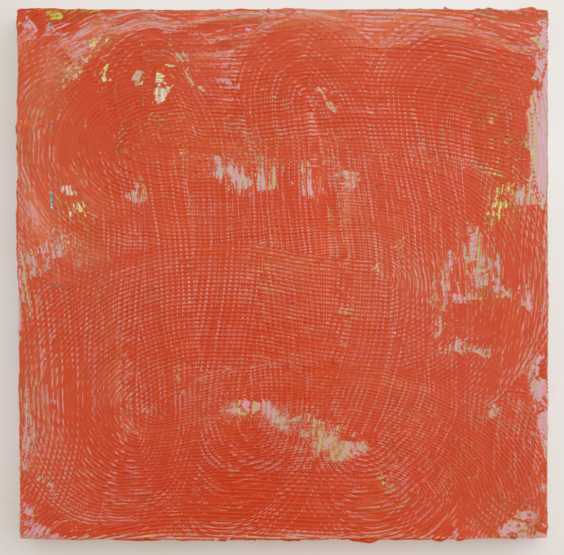 "<p><span class=""name"">Adam Bateman</span><br><em>Orange</em><span class='media'>acrylic and spray paint on panel</span>24 x 24 in  (61 x 61 cm)<br>2014<br><a class='inquire' href='mailto:info@gildargallery.com?subject=Artwork Inquiry ABAT0004&body=I am interested in finding out more about Orange by Adam Bateman'>Inquire</a></p>"