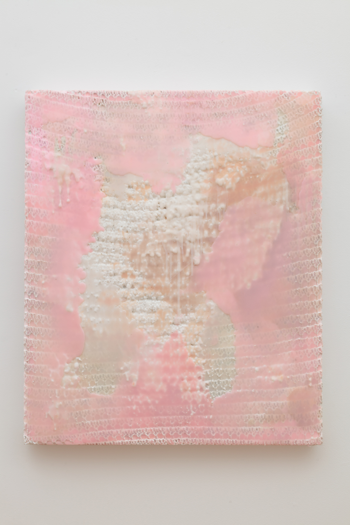 "<p><span class=""name"">Amber Cobb</span><br><em>Afterward</em><span class='media'>Blanket, acrylic, silicone</span>42.5 x 35in<br>2015<br><a class='inquire' href='mailto:info@gildargallery.com?subject=Artwork Inquiry ACOB0047&body=I am interested in finding out more about Afterward by Amber Cobb'>Inquire</a></p>"