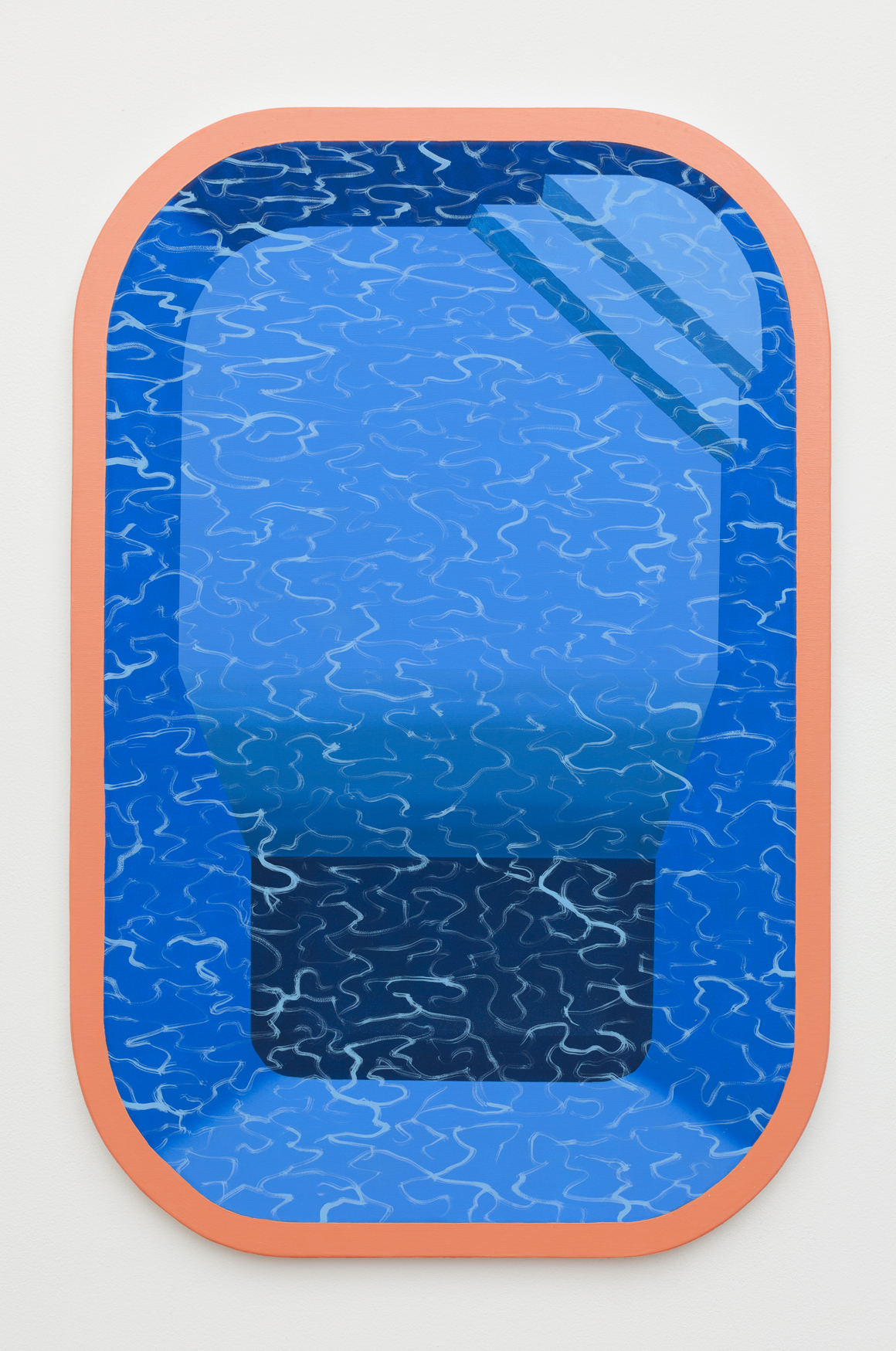 <p><em>Pool With Orange Border</em><span class='media'>Vinyl and oil on canvas</span>36 x 24 in  (91.4 x 61 cm)<br>2017<br><a class='inquire' href='mailto:info@gildargallery.com?subject=Artwork Inquiry AEDD0001&body=I am interested in finding out more about Pool With Orange Border by Adam Eddy'>Inquire</a></p>