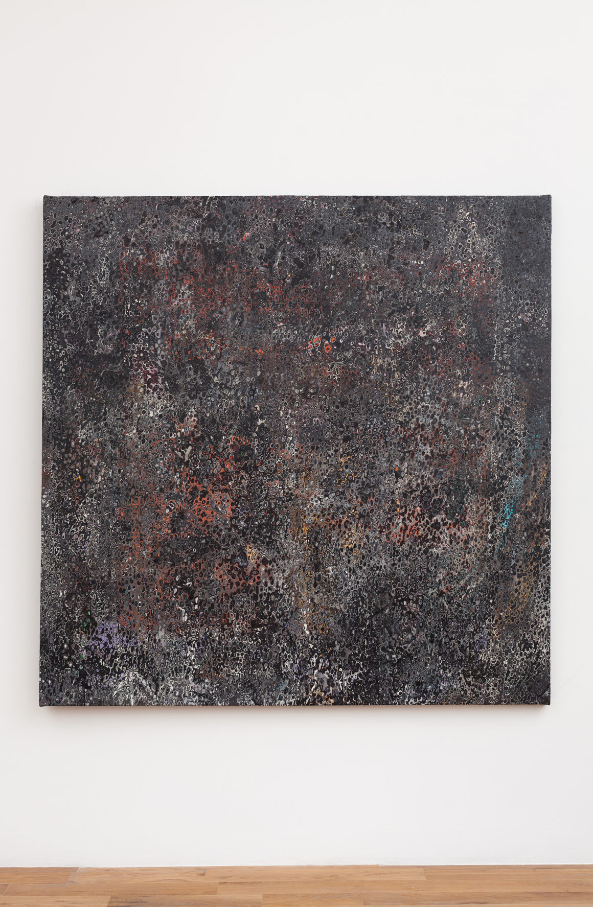 "<p><span class=""name"">Andrew Jensdotter</span><br><em>Artforum September 1965</em><span class='media'>Acrylic on canvas</span>63 x 63 in (160 x 160 cm)<br>2016<br></p>"
