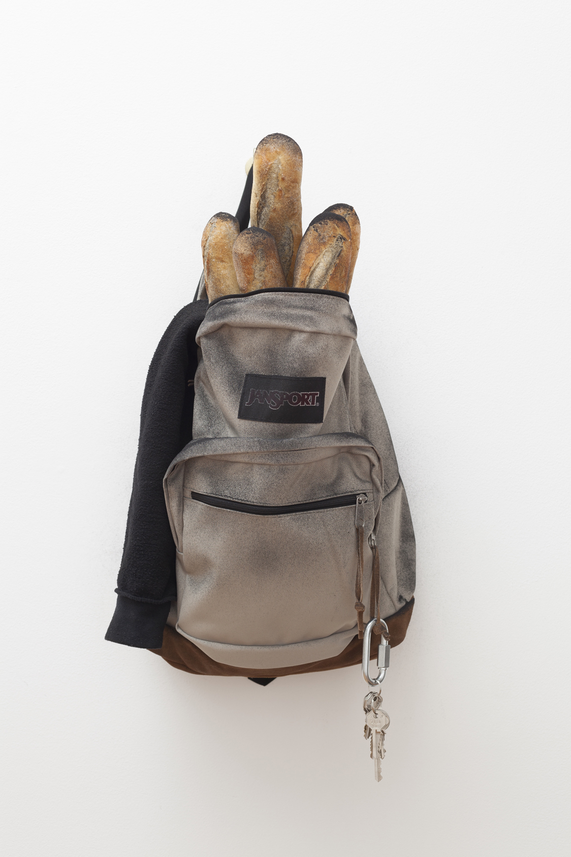 <p><em>Dust (to those looking for abandoned ideas)</em><span class='media'>My bread, my sweatshirt, my backpack, keys to my house, keys to my studio, with charcoal dust</span>variable<br>2015<br><a class='inquire' href='mailto:info@gildargallery.com?subject=Artwork Inquiry FCOR0001&body=I am interested in finding out more about Dust (to those looking for abandoned ideas) by Francisco Cordero Oceguera'>Inquire</a></p>