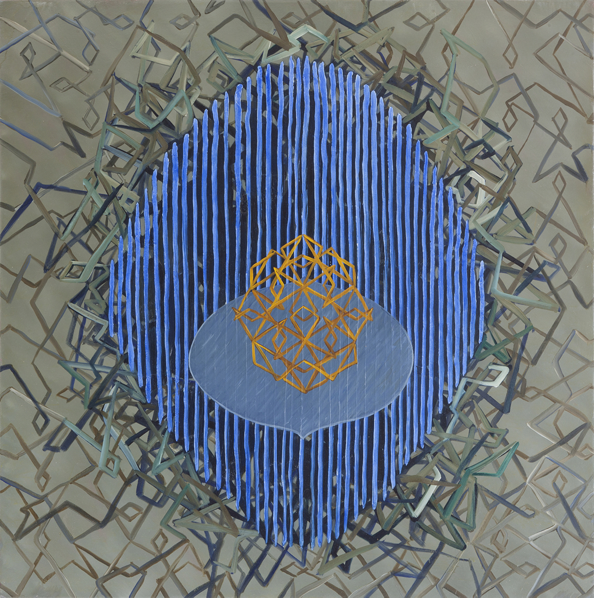 <p><em>Silver Tongue</em><span class='media'>oil on canvas</span>36 x 32 in  (91.4 x 81.3 cm)<br>2013<br><a class='inquire' href='mailto:info@gildargallery.com?subject=Artwork Inquiry PEVE0002&body=I am interested in finding out more about Silver Tongue by Peter Everett'>Inquire</a></p>