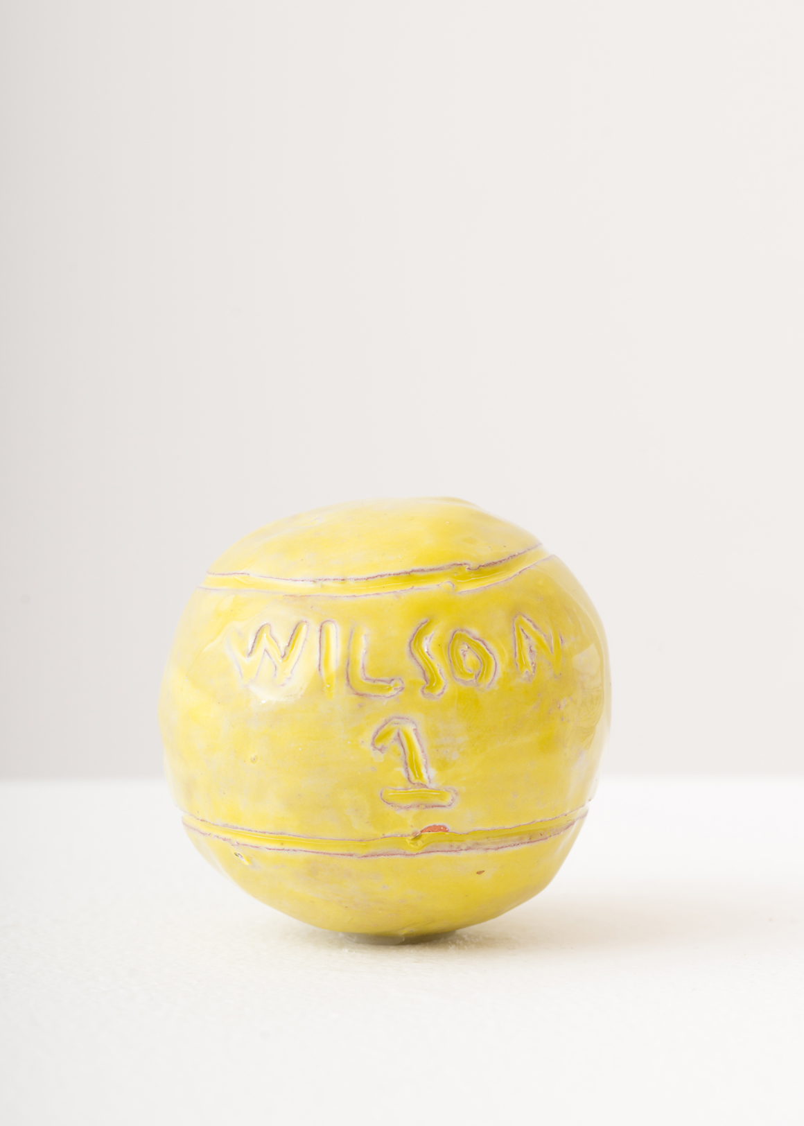 "<p><span class=""name"">Stephanie Kantor</span><br><em>Balls</em><span class='media'>Earthenware, Glaze</span>2.75 x 2.75 in (7 x 7 cm)<br>Edition of Edition 20 of 20<br>2018<br><a class='inquire' href='mailto:info@gildargallery.com?subject=Artwork Inquiry SKAN0041&body=I am interested in finding out more about Balls by Stephanie Kantor'>Inquire</a></p>"