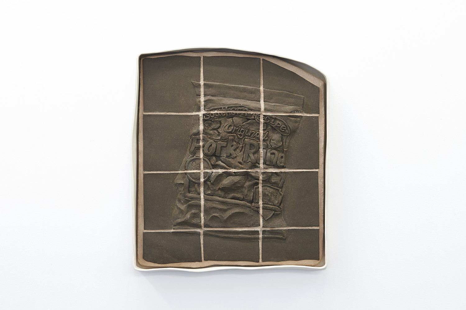 "<p><span class=""name"">Patrice Renee Washington</span><br><em>Untitled (No Boundaries)</em><span class='media'>Porcelain, composite wood, epoxy</span>13 x 11 x 2 in (33 x 27.9 x 5.1 cm)<br>2017<br><a class='inquire' href='mailto:info@gildargallery.com?subject=Artwork Inquiry PWAS0008&body=I am interested in finding out more about Untitled (No Boundaries) by Patrice Renee Washington'>Inquire</a></p>"