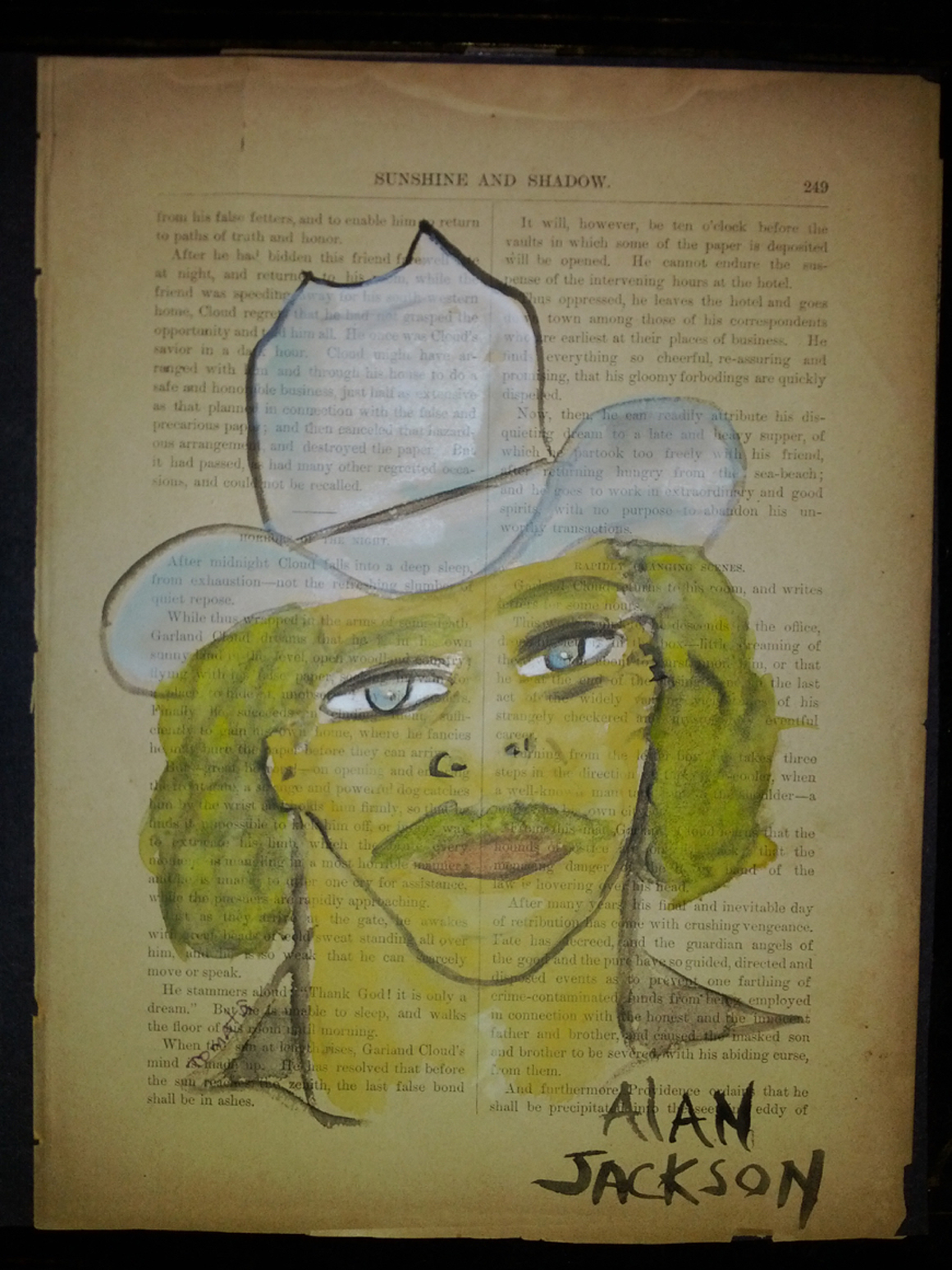 "<p><span class=""name"">Tomata Du Plenty</span><br><em>Alan Jackson</em><span class='media'>watercolor</span>1995<br></p>"