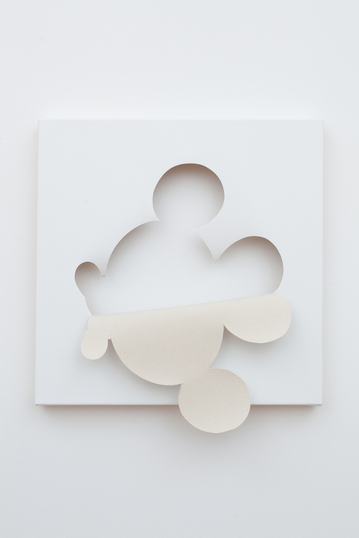 "<p><span class=""name"">Zach Reini</span><br><em>Tear Us Apart</em><span class='media'>Latex on canvas, cut</span>18 x 18 in (45.7 x 45.7 cm)<br>2016<br><a class='inquire' href='mailto:info@gildargallery.com?subject=Artwork Inquiry ZREI0032&body=I am interested in finding out more about Tear Us Apart by Zach Reini'>Inquire</a></p>"